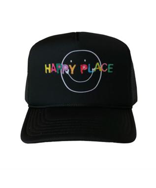 HAPPY PLACE TRUCKER HAT