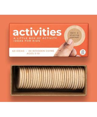 ACTIVITIES IDEA BOX
