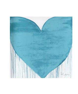 OCEANS OF LOVE 2 X 2 BLOCKS OF LOVE