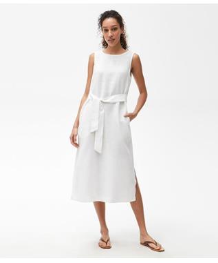 MARGIE TIE FRONT DRESS