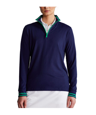 EXTREME JERSEY QUARTER-ZIP PULLOVER