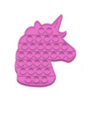 PINK UNICORN POP FIDGETY