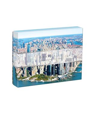 Gray Malin New York City 2 sided puzzle