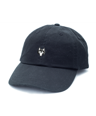RUNNING WOLF DAD HAT