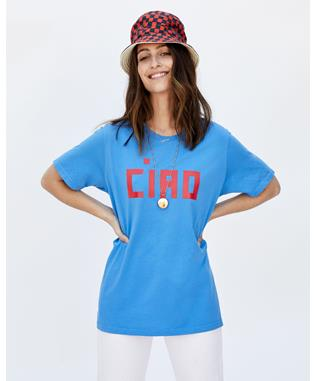 CAMP FIT TEE- CIAO