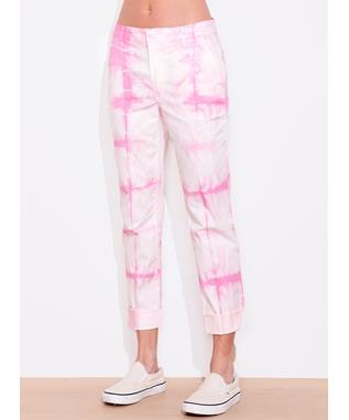 ROLL- UP TROUSER