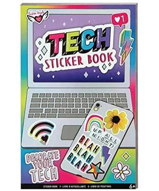 Tech Sticker Book