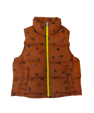 THE KR HAPPY DAISY DOWN VEST