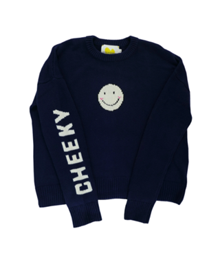 THE SYDNEY CHEEKY KNIT SWEATER