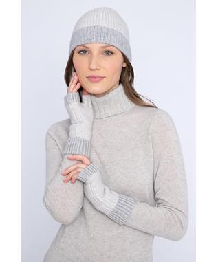 PLAITED COLORBLOCK HAT