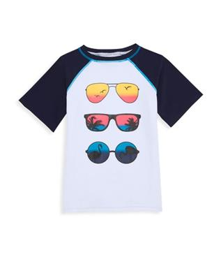 RASH GUARD - SHADES