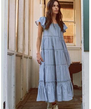 THE NIGHTINGALE DRESS