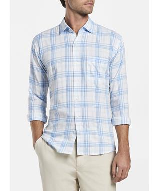 SEAWATER COTTON SPORT SHIRT