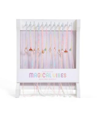 Magical Vibes Tie-Dye Bracelets