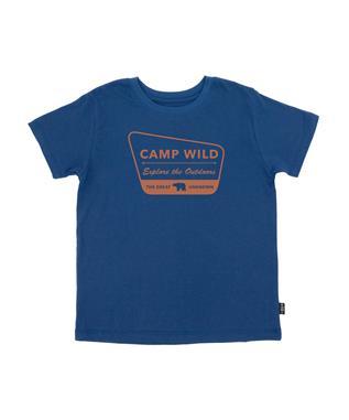 CAMP WILD VINTAGE TEE
