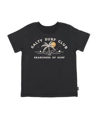 SALTY SURF CLUB VINTAGE TEE