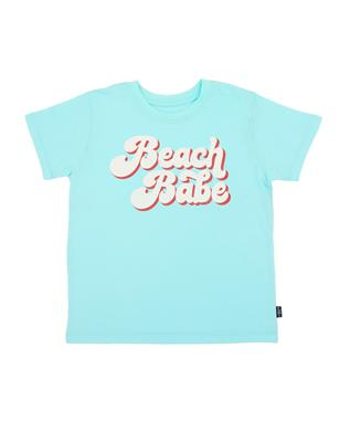 BEACH BABE VINTAGE TEE