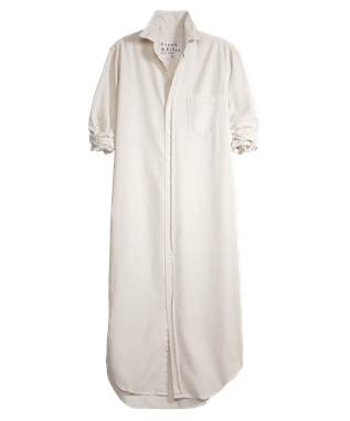RORY WOVEN LONG DRESS