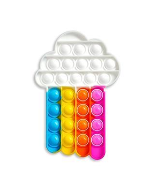 Rainbow Cloud OMG Pop Fidgety