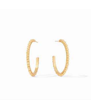 Colette Bead Hoop  Medium