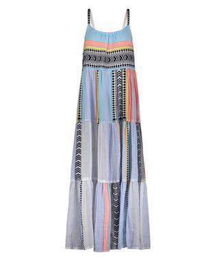 NEELA CASCADE DRESS