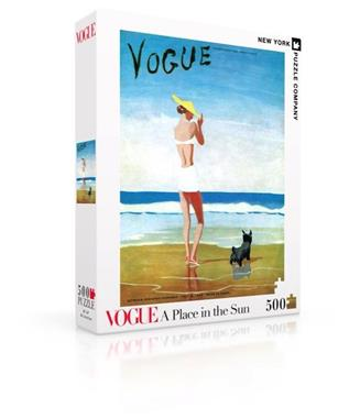 A place in the Sun Vogue 500 pc puzzle