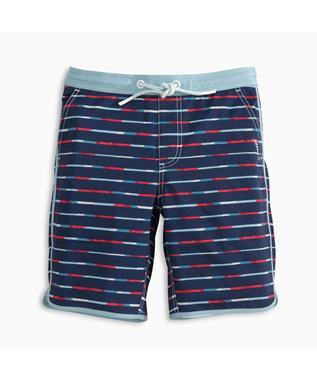 Clairview Jr. Elastic Swim Short