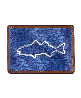 FISH ON THE LINE CREDIT CARD WALLET