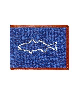 FISH ON THE LINE BI-FOLD WALLET