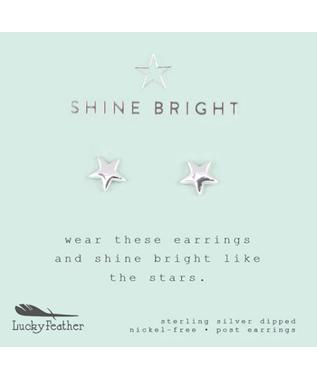 SHINE STAR EARRINGS