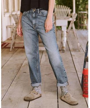 THE SLOUCH TAPER JEAN