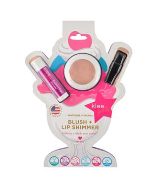 ICE CREAM PARLOR BLUSH GIFT SET