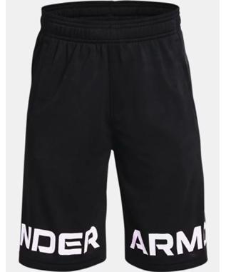 Boys UA Renegade 3.0 Jacquard Shorts