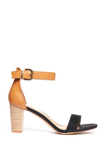 Yael Colorblock Sandal BLACK MULTI -