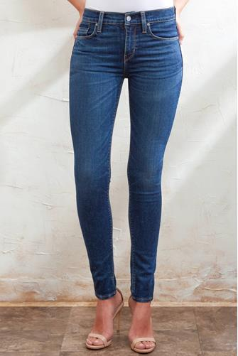 Nico Midrise Super Skinny Jean in Interlude MEDIUM DENIM