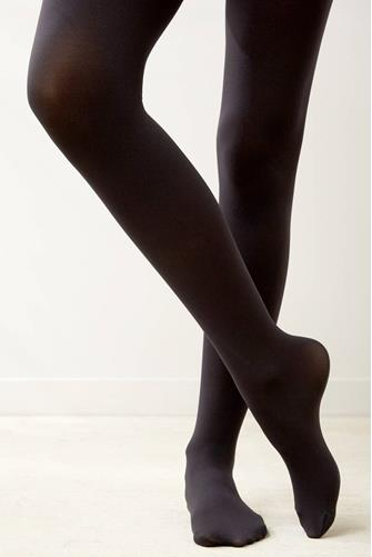 Super Opaque Tights BLACK