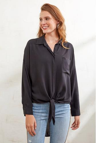 Black Ainsile Shirt BLACK