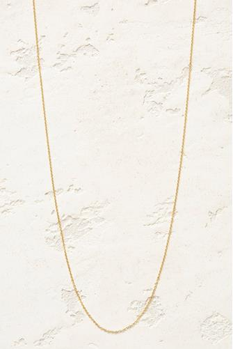 "20"" Chain Necklace GOLD"