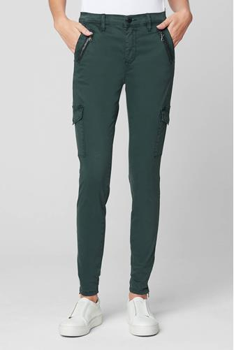 Twill Cargo Skinny Pant GREEN