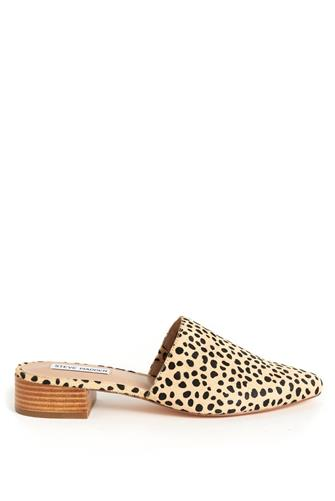 Cairo-L Cheetah Mule BROWN MULTI -