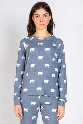 Polar Bear Sweatshirt GREY