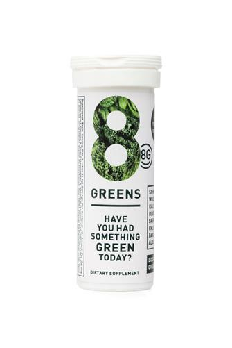 8G Essential Green Booster WHITE MULTI -