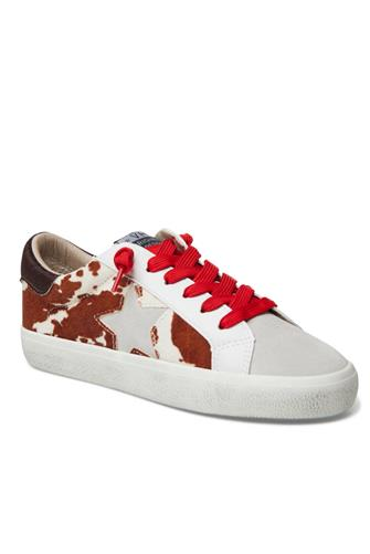 Houston Cowhide Star Sneaker MULTI