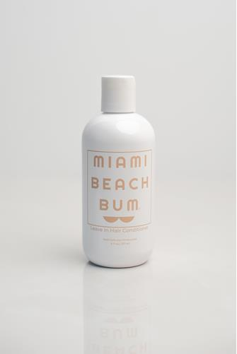 Beach Bum Reef Safe Leave In Hair Conditioner WHITE