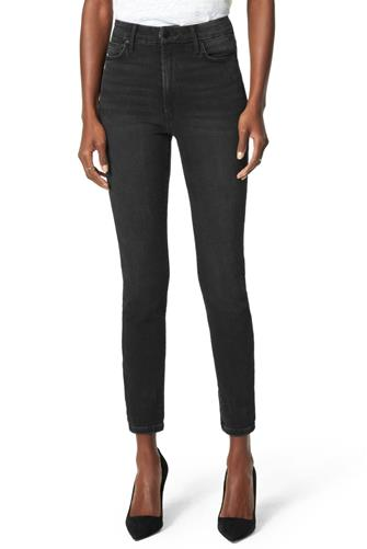 The Charlie Hi Rise Ankle Skinny Jean in Hayward CHARCOAL
