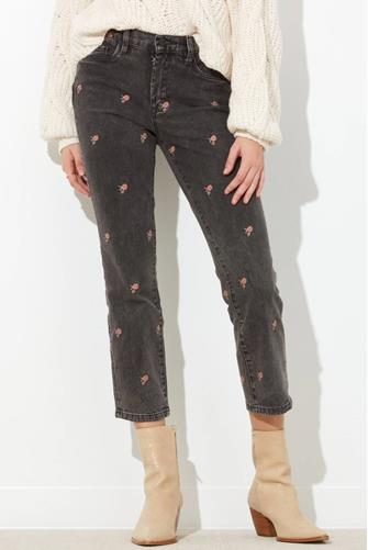 Madison Crop Jean in Can't Handle MULTI