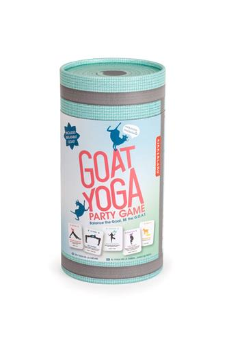 Goat Yoga Party Game MULTI