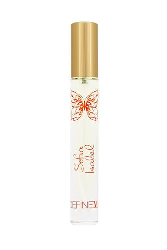 Sofia Travel Spray Perfume 0.3 oz. PINK
