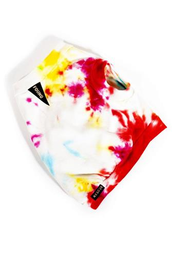 Prismatic Tie Dye Studio Tee MULTI