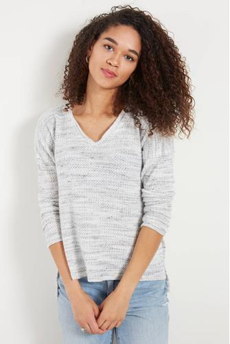 Upon A Star Thermal Tunic GREY